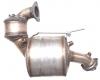 Filtr pevných částic DPF s katalyzátorem