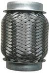 Vlnovec 40x100 mm - pružný díl výfuku třívrstvý