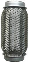 Vlnovec 64x150 mm - pružný díl výfuku třívrstvý