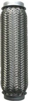 Vlnovec 45x260 mm - pružný díl výfuku třívrstvý